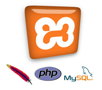 XAMPP local web server installation