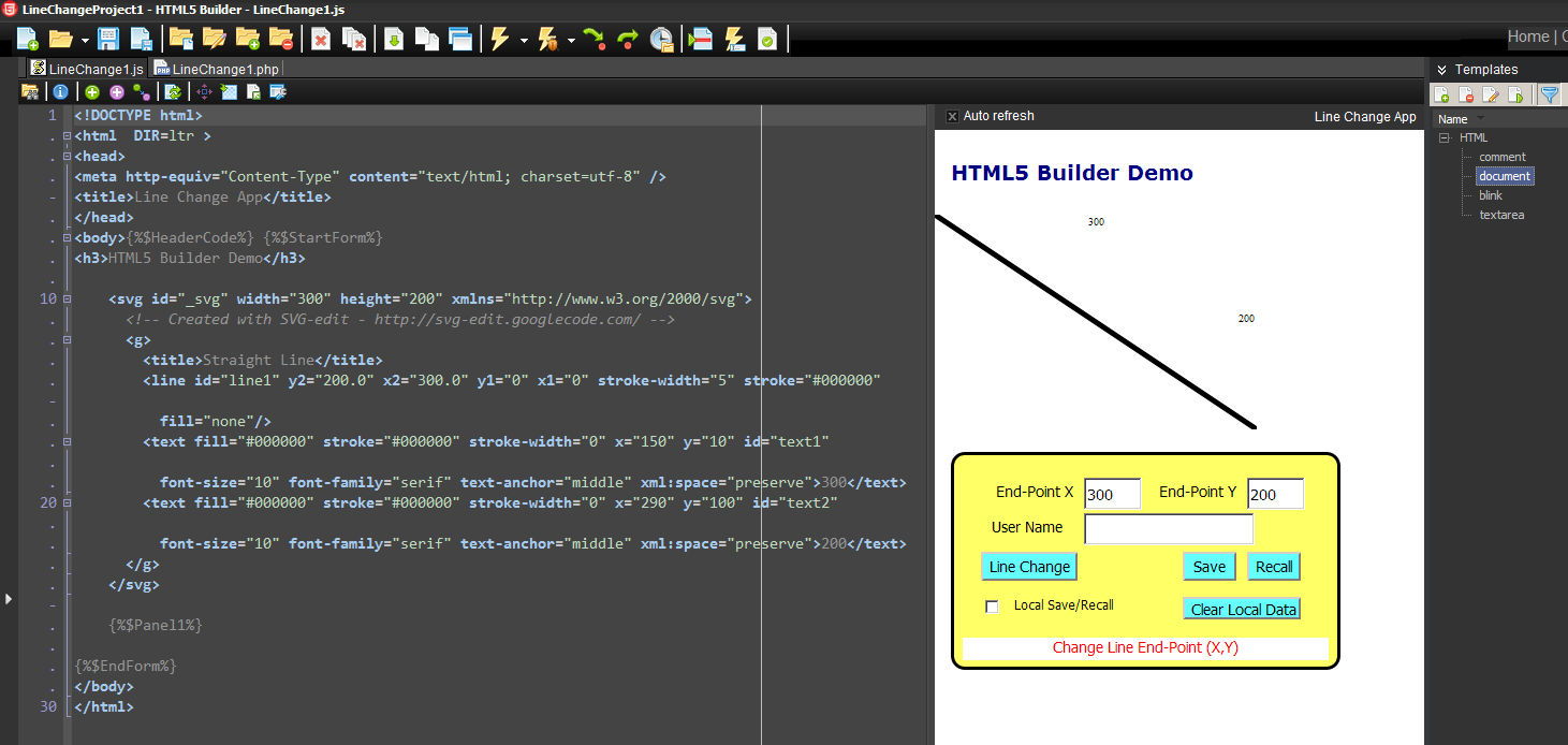 Web Standards - Delphi HTML5 Builder